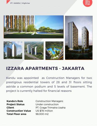 Izzara Apartments