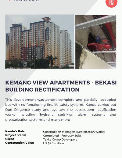 Kemang View Apartments